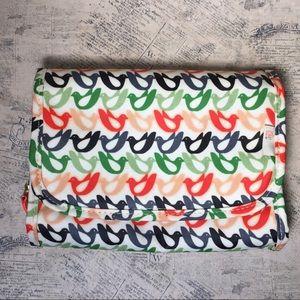 Orla Kiely Birds In Paradise Hanging Travel Bag